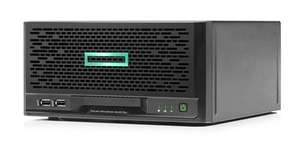 HP Microserver Gen10 Plus (Dual-Core Intel G5420 @ 3.80GHz, 8GB DDR4 ECC RAM) £377.47 @ ServerPlus