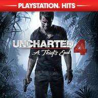 UNCHARTED™ 4: A Thief's End Digital Edition / RESIDENT EVIL 7 biohazard (PS4) £7.99 each @ PlayStation Store