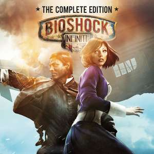 BioShock Infinite: The Complete Edition (PS4) £10.78 (Using PSN Credit) @ PlayStation Store