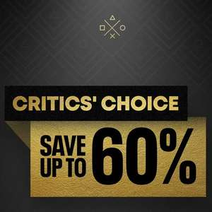 Critics' Choice & Games Under £15 Sale - The Pathless £23.99 The Sinking City £12.49 Battlefront Ultimate £4.49 + More @ PlayStation PSN UK