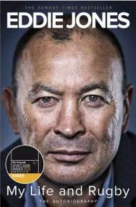 Eddie Jones - My Life & Rugby The Autobiography - Kindle Edition Now 99p @ Amazon