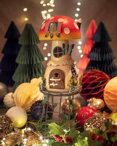 2 for £24 on Fairy Houses various designs Free delivery @ Olive & Sage