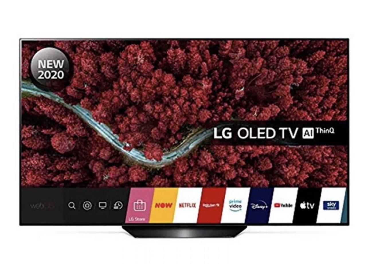 "LG OLED55BX6LB 55"" OLED TV SMART ULTRA HD 4K £999 OPEN BOX/5YRS WARRANTY at hills radio"