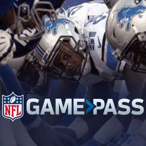 30 Day Super-Bowl Special Pass for 99p @ NFL GamePass