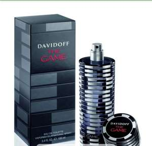 Davidoff The Game EDT 100ml £15 + £2.95 Delivery @ Lloyds Pharmacy *Save £5 with code LP5OFF35 on £35 basket