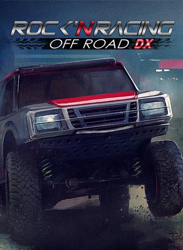 Rock 'N Racing Off Road DX for Nintendo Wii U Game £1.43 at Nintendo eShop
