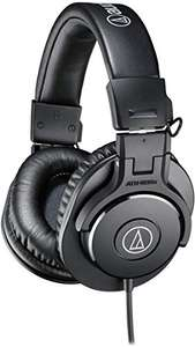 Audio-Technica ATH-M30X Professional Headphones - Black £48 at Amazon
