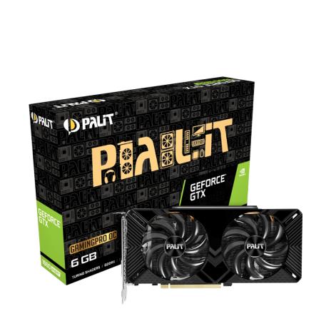 Palit GeForce GTX 1660 SUPER GP OC £244.26 delivered @ Dino Pc