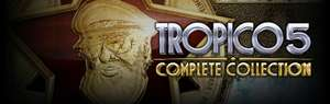 Tropico 5 – Complete Collection £4.39 at Fanatical