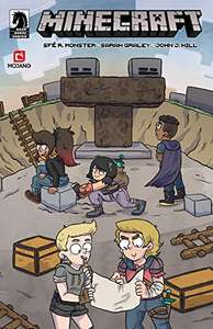 Minecraft Inspired Books (x2) Part 2 - Kindle Edition Free @ Amazon