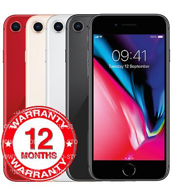 Apple Iphone 8 REFURBISHED - 64GB - UNLOCKED - Grade B(GOOD) - £145.31 @ wjd-store ebay