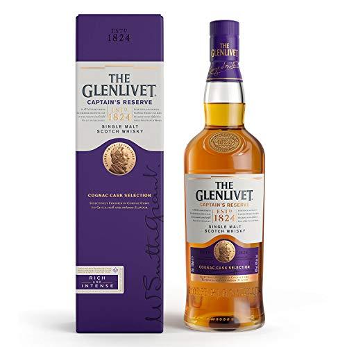 The Glenlivet Captain's Reserve Single Malt Scotch Whisky, 70cl for £22.50 delivered @ Amazon