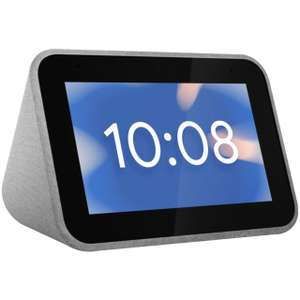 LENOVO Smart Clock with Google Assistant - £32.89 delivered at Costco