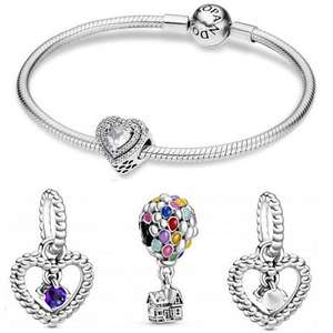 Up to 40% Off Pandora Jewellery Sale / Free Pandora Charm if You Spend £59 Or More on Full Price Pandora @ The Jewel Hut