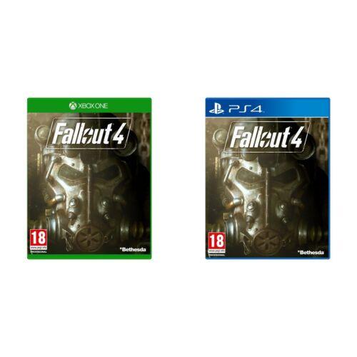 Fallout 4 Microsoft Xbox One - £3.99 delivered @ Argos / eBay