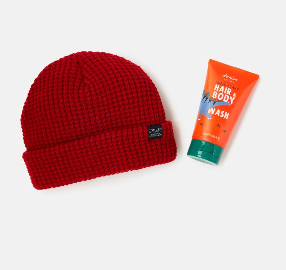 Children's dino hat & wash gift set for £6.95 delivered @ Joules