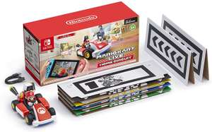Like New: Mario Kart Live: Home Circuit - Mario (Nintendo Switch) - £66.98 with 20% off at checkout @ Amazon Warehouse