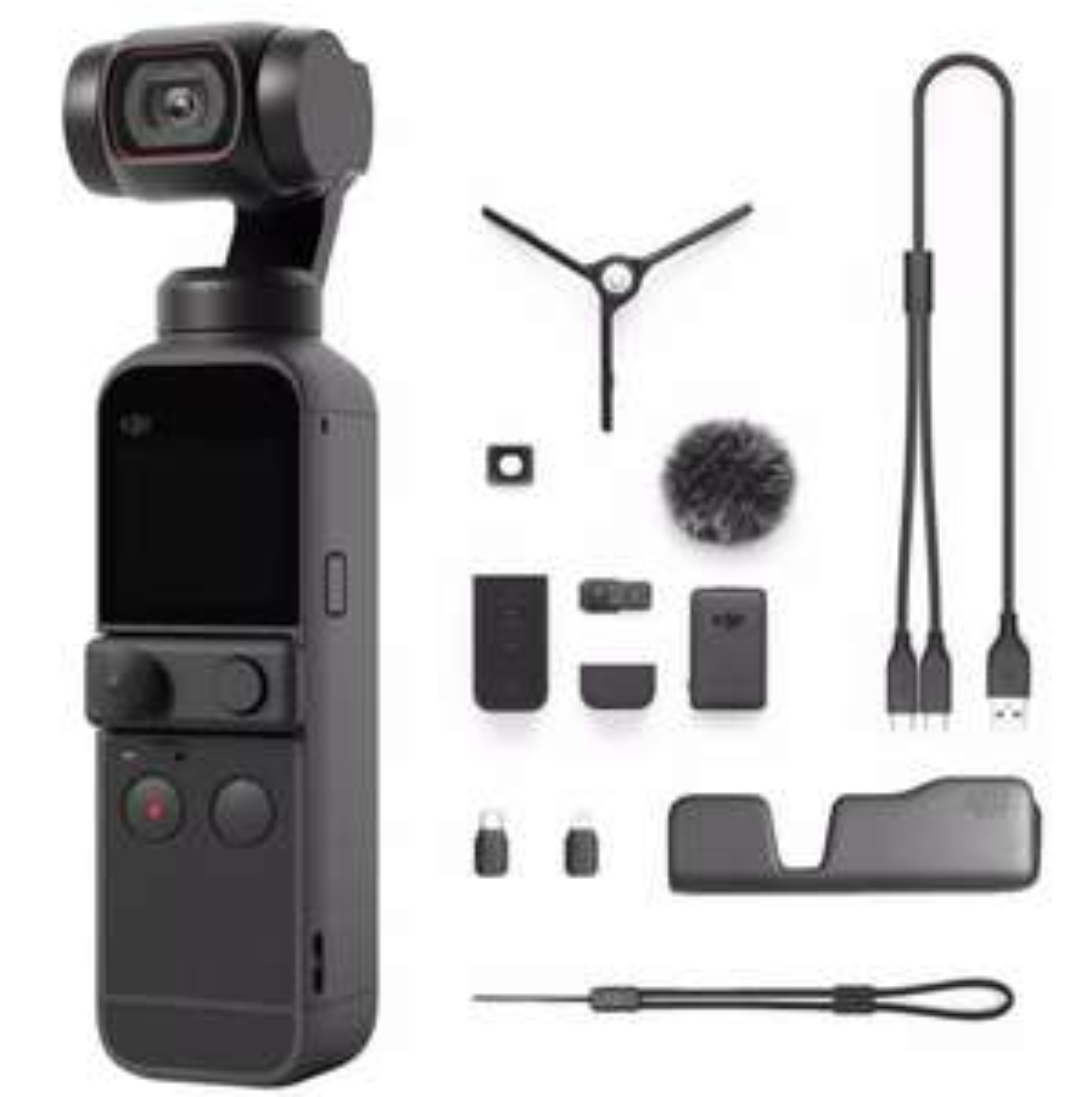 DJI Pocket 2 4K Gimbal Camera Creator Combo £429 cameracentreuk ebay