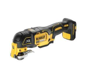 DeWalt DCS355N 18v XR Brushless Multi-Tool - Bare Unit. Free del, with accessory kit £99.95 @ My tool shed