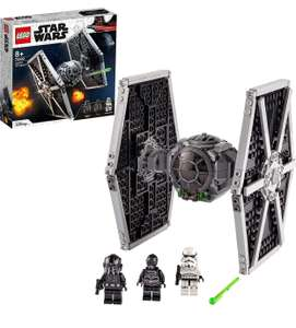 LEGO Star Wars 75300 Imperial TIE Fighter Toys with Stormtrooper and Pilots as minifigures £31.63 delivered (UK Mainland) Amazon Germany