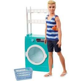Barbie Ken Doll Laundry Set for £19.99 delivered to Mainland UK (+£2.99 for NI) @ BargainMax