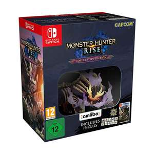 Monster Hunter Rise Collector's Edition Nintendo Switch (Pre-Order) - £79.99 delivered @ Monster Shop