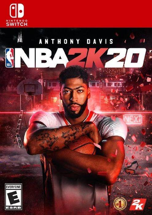 NBA 2K20 Switch (EU) £7.49 @ CDKeys