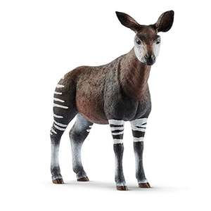 Schleich Wild Life Okapi £3.49 (Prime) + £4.49 (non Prime) at Amazon