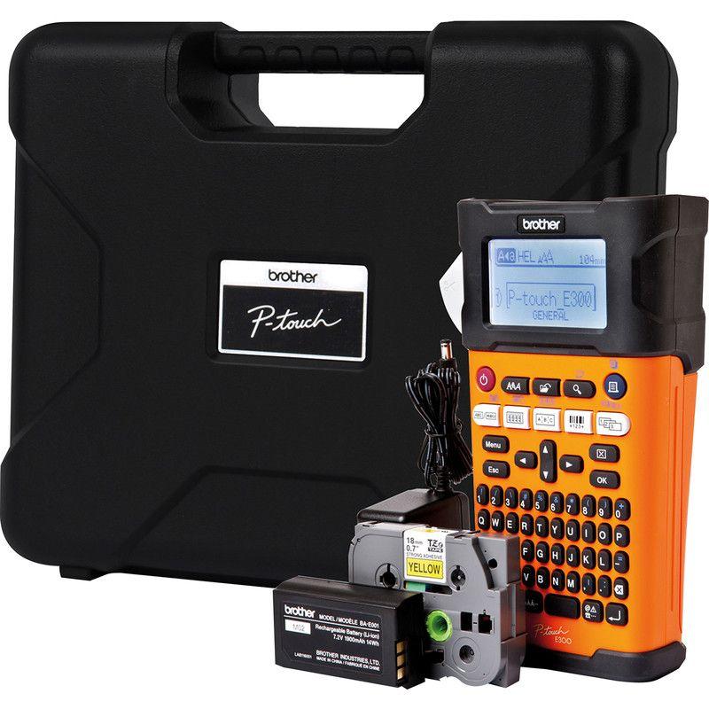 Brother PTE300VP Handheld Label Printer £49.50 at Toolstation