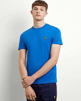 Lyle and Scott Men's Plain Cotton T-Shirt (Various colours/sizes) £12.50 Delivered @ lyleandscott / ebay