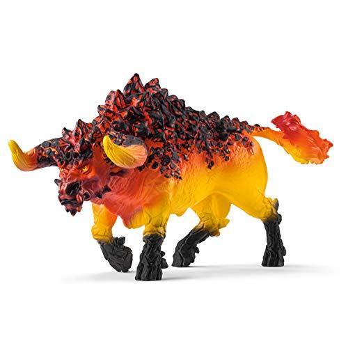 Schleich Eldrador Creatures Fire Bull £4.99 (Prime) + £4.49 (non Prime) at Amazon