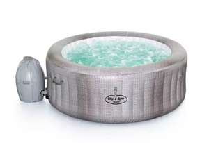 Lay-Z-Spa Cancun 2-4 Person Hot Tub - Home Delivery Only 336.95 delivered at Argos