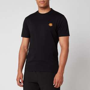 KENZO Men's Tiger Crest T-Shirt At Coggles small only £28.39 at Coggles