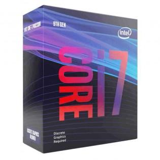 Intel Core i7-9700F CPU Processor Retail - (1151/8 Core/3.00GHz/12MB/Coffee Lake/65W) £207.72 at Tech Next Day