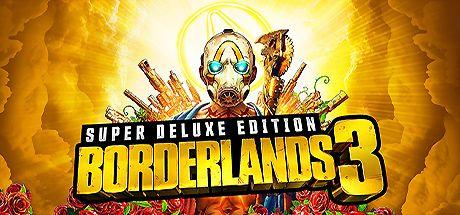 [PC] Borderlands 3 Super Deluxe : Base Game + Deluxe Pack + Season Pass 1 at £7.21 (VPN Brazil) @ Epic Games