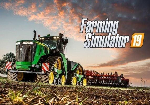 Farming Simulator 19 - Stadia Free play weekend