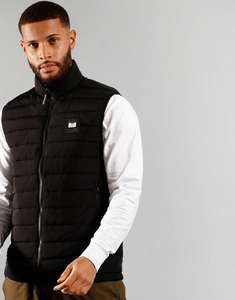 Weekend Offender Gacha Gilet Black - £45 + £2.49 Delivery @ Terraces Menswear