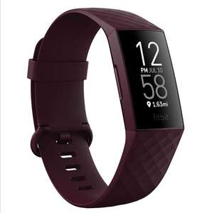 Fitbit Charge 4 Advanced Fitness Tracker with GPS, Swim Tracking & Up To 7 Day Battery, Rosewood - £95.98 @ Amazon