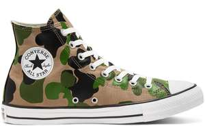 Archival Camo Chuck Taylor All Star High Top Shoe - £16.99 / £22.49 delivered (UK mainland) @ Converse Shop