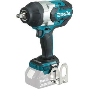Makita DTW1002z 18v LXT brushless IMPACT WRENCH £208 inc. delivery @ Howe Tools