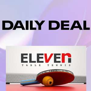 Eleven Table Tennis - £11.99 @ Oculus Quest Store