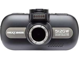 Used Nextbase 512GW In-Car Dash Camera 2 Year Warranty Grade C £45 + £1.95 delivery at CeX