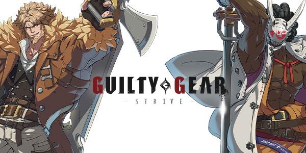 Guilty Gear Strive (PS4/PS5) Open Beta Feb 19-21