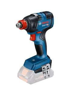 BOSCH GDX18V-200C 18V Impact Wrench/Driver (BODY ONLY) - Register for 3 Year Guarantee NOW £80.02 at toolden