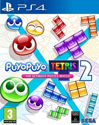 Puyo Puyo Tetris 2 (PS4) - £15 (Prime) / £17.99 (Non Prime) Delivered @ Amazon