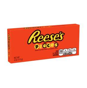 12 x Reese's Pieces 113g - EXPIRY 31/05/2021 - £14.95 delivered @ heavenly_sweets_1 / eBay