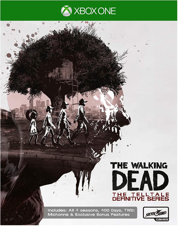 The Walking Dead: The Telltale Definitive Series (Xbox) £9.30 via Argentina VPN / Eneba