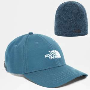 The North Face Baseball Cap £10 or Beanie for £15 delivered (UK Mainland) @ The North Face