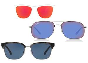 Up to 50% off Ray-Ban, Oakley, & Branded Sunglasses.+ Extra Discount with Code Oakley Frogskins Now £42.40 Delivered @ The Sunglasses Shop