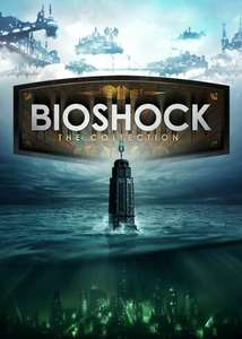 Bioshock: The Collection - (Steam PC) £6.58 @ GamesStar/Eneba